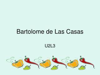 Bartolome de Las Casas