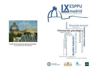 Escuela T cnica Superior de Ingenieros Industriales Universidad Polit cnica de Madrid