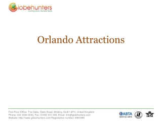 Cheap Orlando Flights