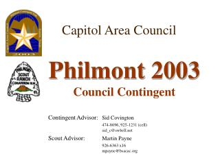 Capitol Area Council