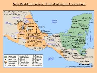 New World Encounters
