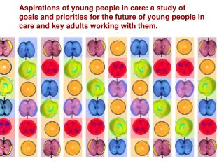 Aspirations of young people in care: a study of goals and priorities for the future of young people in care and key adul