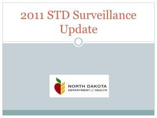 2011 STD Surveillance Update