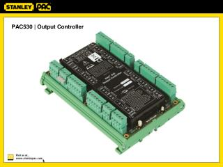 PAC530  Output Controller