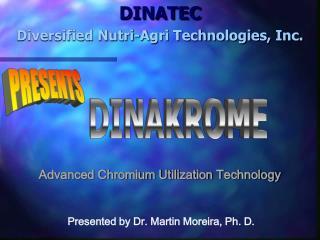 DINATEC Diversified Nutri-Agri Technologies, Inc.