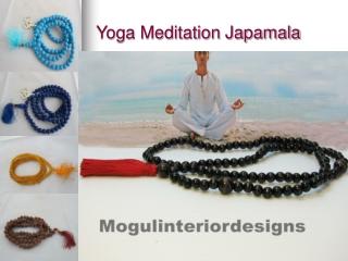 Yoga Meditation Japamala