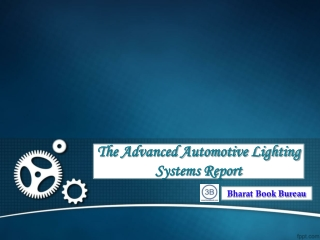The Advanced Automotive Lighting Systems Report