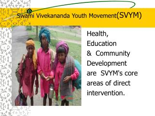 Swami Vivekananda Youth MovementSVYM