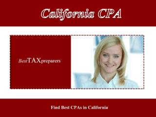 California CPA