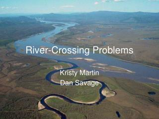 River-Crossing Problems