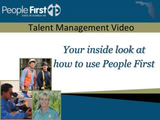 Talent Management Video