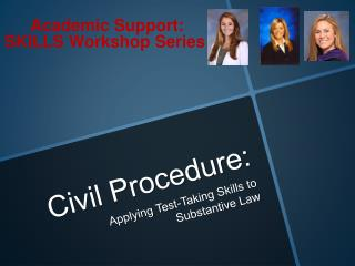 Civil Procedure: