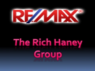 The Rich Haney Group