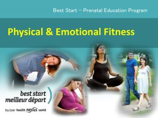Physical  Emotional Fitness