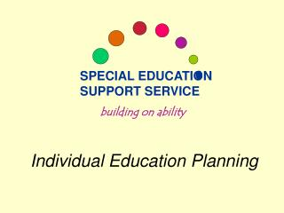 Individual Education Planning