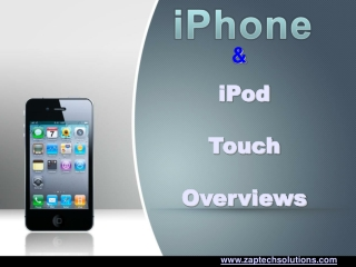 iPhone & iPod Touch Overview