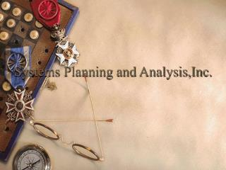 Systems Planning and Analysis,Inc.