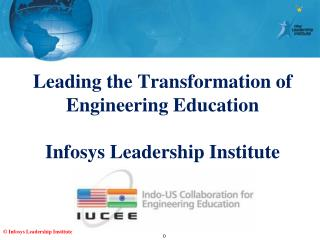 Leading the Transformation of Engineering Education  Infosys Leadership Institute