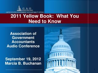 2011 Yellow Book:  What You Need to Know