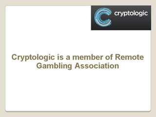 Cryptologic Inc.