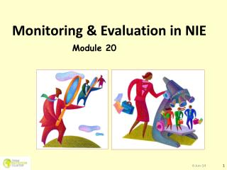 Monitoring  Evaluation in NIE