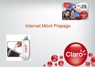 Internet M vil Prepago