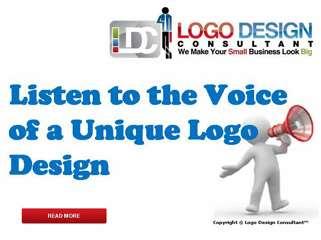 Listen to the Voice of a Unique Logo Design