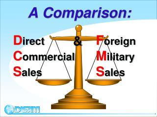 A Comparison: