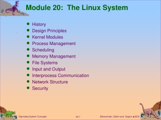 Embedded Linux and Linux Device Drivers