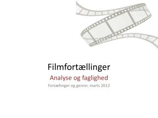 Filmfort llinger