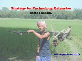 Strategy for Technology Extension