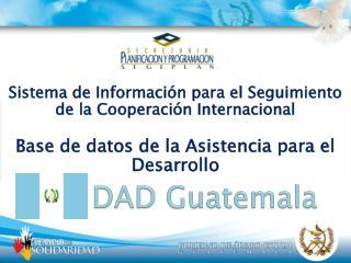 DAD Guatemala