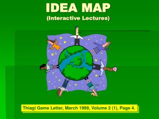 IDEA MAP  Interactive Lectures