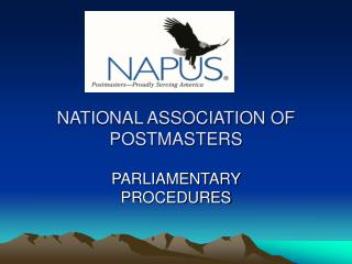 NATIONAL ASSOCIATION OF POSTMASTERS
