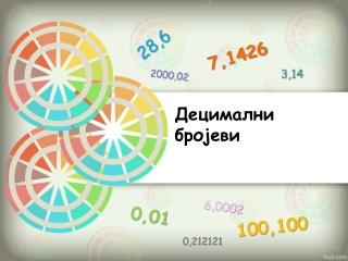 Децимални бројеви