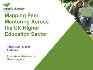 Mapping Peer Mentoring Across the UK Higher Education Sector
