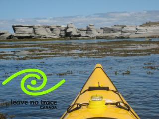 What is Leave No Trace Canada