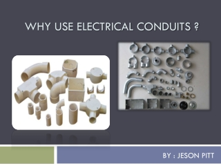 Four Electrical Conduit Mounting Tips