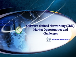 Software-defined Networking (SDN): Market Opportunities and