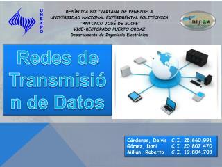 Redes de Transmisi n de Datos