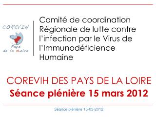 Comit  de coordination R gionale de lutte contre l infection par le Virus de l Immunod ficience Humaine