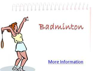 Badminton for Healthy Living