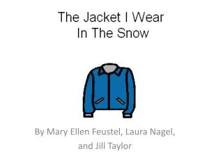 By Mary Ellen Feustel, Laura Nagel,  and Jill Taylor