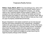 Tropicana Realty Homes