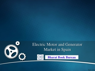 Electric Motor and Generator Market in Spain