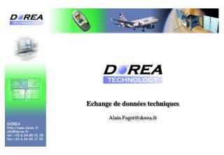 Echange de donn es techniques  Alain.Fagotdorea.fr