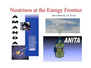 Neutrinos at the Energy Frontier
