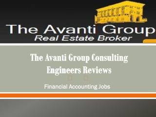 Financial Accounting Jobs