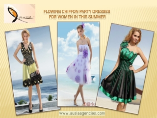 Evening Party wear Dresses for women