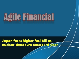 Japan faces higher fuel bill as nuclear shutdown enters 3rd